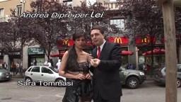 Sara Tommasi sviene all'Andrea Diprè per Lei!!! (1080p)
