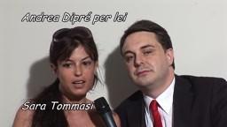 Video shock di Sara Tommasi (nuda) con Andrea Diprè!!! (1080p)