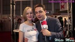 Andrea Diprè for HER - White Mare