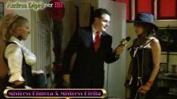 Andrea Diprè per LEI - Mistress Kimera & Mistress Klelia