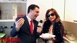 Andrea Diprè with Divina Klelia english