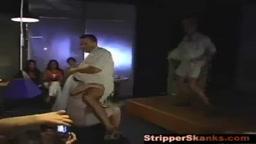 dancing bear bride and bridesmaid fucked