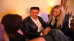 Michelle Ferrari e la coppia di amici
