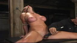 Christina Carter Bondage
