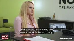 Fuck Or Fired  (  Veronica  Panenska )