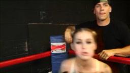 Parody  Ronda ArouseMe Grounded & Pounded