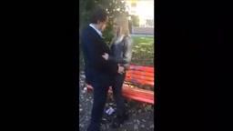 Mi faccio fare un pompino da due ragazze al parco