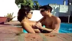 Nieves Jaller & Ale Sergi Scandal Sex Tape (Argentinian Model & Singer )
