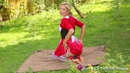 Jenni Gregg ~ Little Red Riding Hood