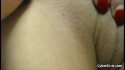 Big Tits in Undershirt Boobs Shirt