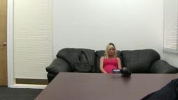 Casting - Cindy Milf - 8 Months Pregnant