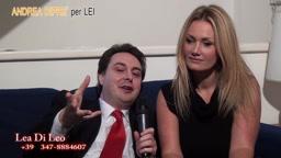 Andrea Diprè con Lea di Leo 2b