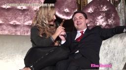 Exclusive Life Andrea Diprè with Elisa Ranieri