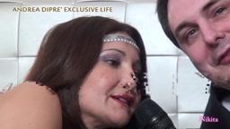 Exclusive Life Andrea Diprè with Nikita