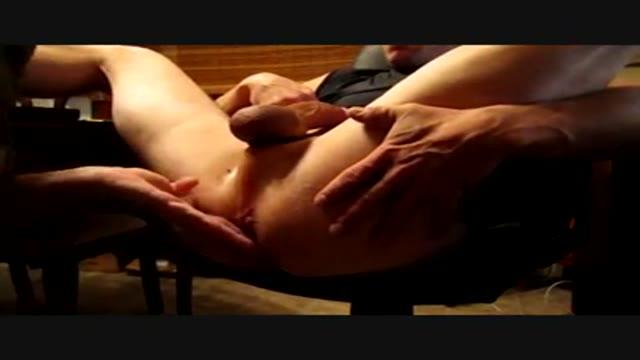 amazing real prostate massage