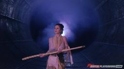 Stella Cox Star Wars The Force Awakens A XXX Parody