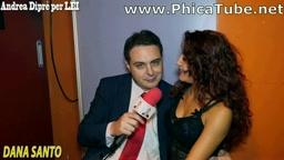 Andrea Diprè per lei, intervisto Dana Santo