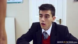 BIGTITSATSCHOOL BRAZZERS MICHELLE THORNE JORDI EL NINO POLLA SPANGLISH LESSONS