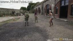 Cock Of Duty : A XXX Parody