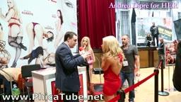 Andrea Diprè for HER - Anikka Albrite + Adriana Chechik