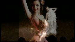 Chiara Fantastic Italian Burlesque Girl