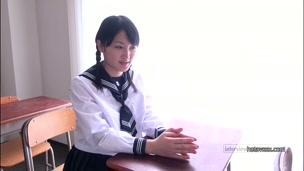 Real Sex School Uniform nymph [Nana]