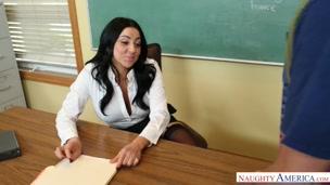 NAUGHTY AMERICA MY FIRST SEX TEACHER AUDREY BITONI