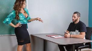 Naughtyamerica - My First Sex Teacher - Nikki Capone, Damon Dice