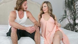 Naughtyamerica - Neighbor Affair - Carmen Valentina, Lucas Frost