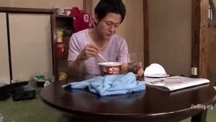 OBA-017  WIFE HOSPITALIZED KAZUKO KANO