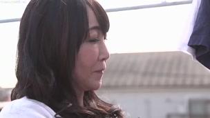 NMO-12  SEXUAL INTERCOURSE   MATURE WOMAN AND YOUNG MAN  KISARAGI CHIZURU