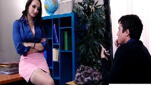 Naughtyamerica - My First Sex Teacher - Lexi Luna, Ricky Spanish