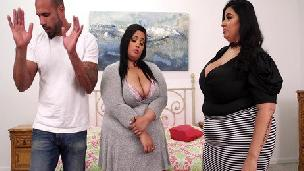 [Threesome] Plumperpass - Big Baddie 3 Some