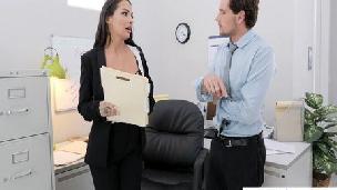 Naughtyamerica - Naughty Office - Ariana Marie, Emily Willis, Sofi Ryan, Tyler Nixon