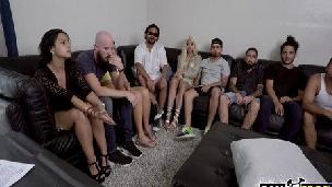 Krissy Lynn, Rose Monroe, Sean Lawless, Gunner, Valentina Jewels, Nickiee, Ricky Spanish, Rocky Vegas