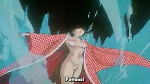 La Blue Girl (Lady Blue) - 02 - The Hell Of The Cursed Love -[ Sub Ita ] (unc)