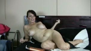 Naked Step-Mom.