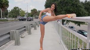 Adriana Chechik, Tyler Steel