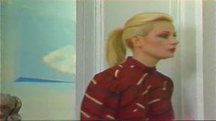 La femme aux bas noirs (1982)