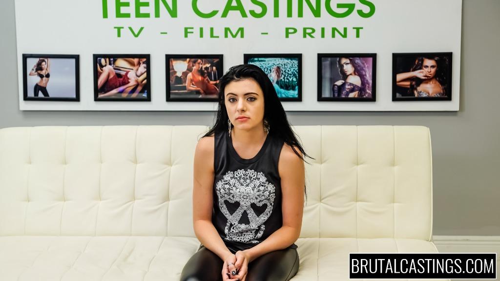 Brutal #Castings E45 Kallie Jo #BDSM #Submissive #Teens #Petite #Hardcore #Pussy #Casting