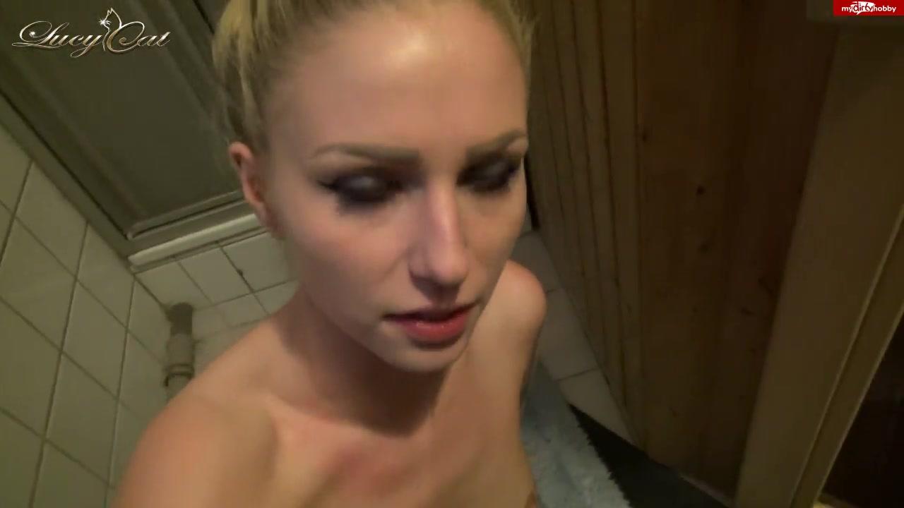 mydirtyhobby Lucy Cat pack 16 videos Lucy Cat vom familienvater vor der sauna bedrngt vom familienvater vor der sauna be