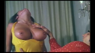 Candy and Uschi - Big Breast Orgy (1972)